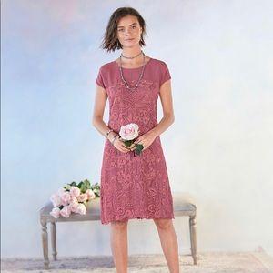 Sundance Lilian Rose Embroidered Dress